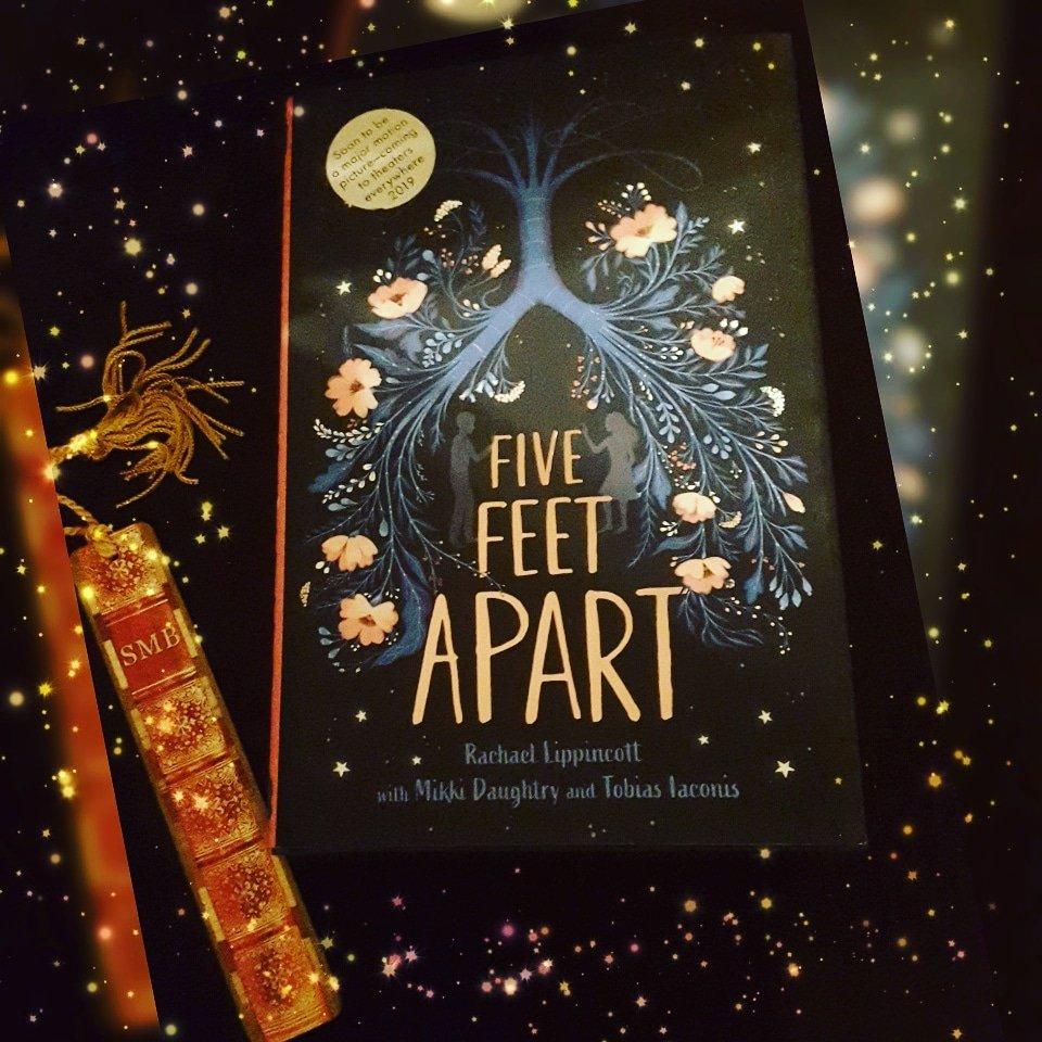 Five Feet Apart By Rachel Lippincott With Mikki Daughtry